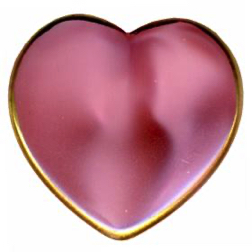 7-4.15 Construction - Satin - Heart Shape - Pattern