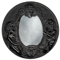 "9-6.1 Other Material Embellishments/Metal - Steel Mirror (11/16"")"