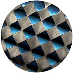 10-5.1 Steel - Blued/Tinted applied to part of the button