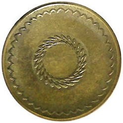 10-7 Yellow Metal - 18th Century Tombac